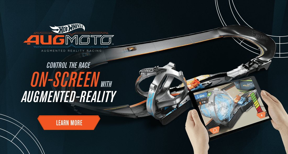 Augmoto Reality Racing