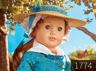 American Girl Felicity