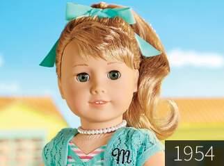 American Girl Maryellen