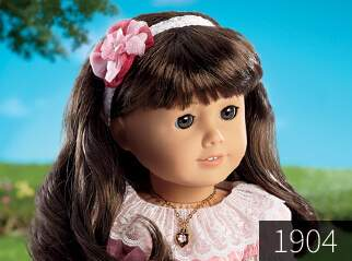 American Girl Samantha