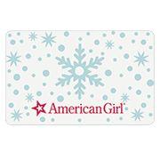 Buy american girl gift card