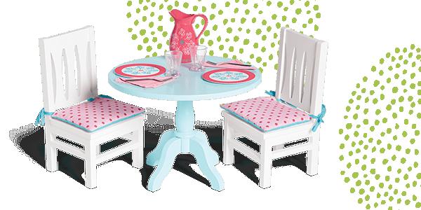 18-inch doll furniture