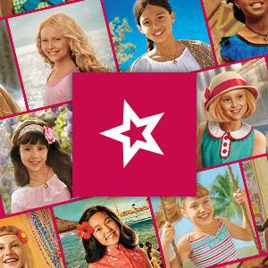 All American Girl historical characters