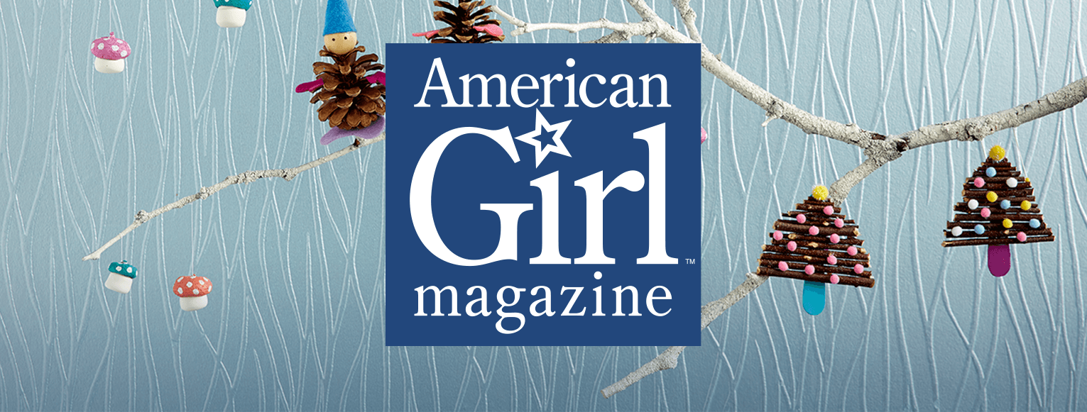 Magazines For Girls Play At American Girl Sunny Diary Brightness