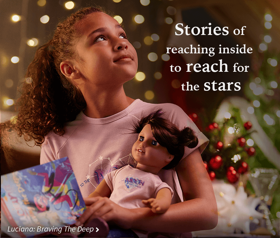 Stories of reaching inside to reach for the stars