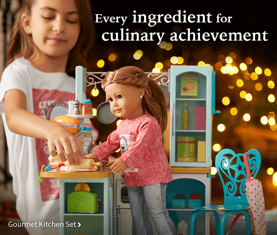 Every ingredient for culinary achievement