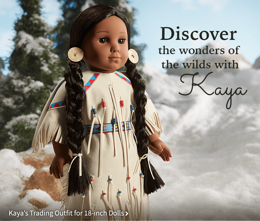 Discover the wonders of the wilds with Kaya