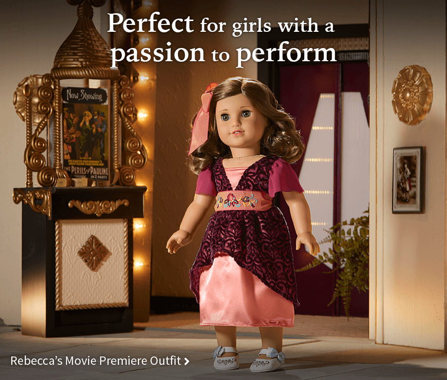 Perfect for girls with a passion to perform