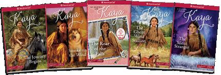 Kaya books