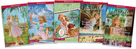 Maryellen books