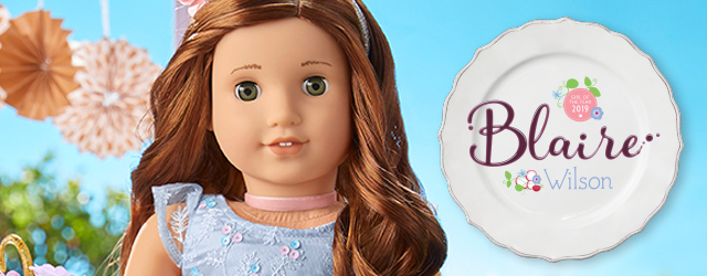 girl of the year blaire american girl