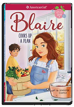 Blaire book 1