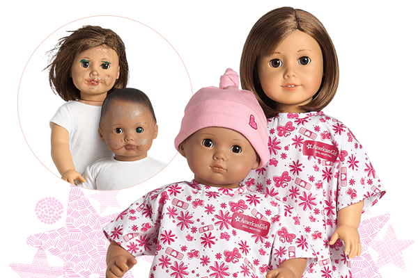 Doll Care Features Hair Skin Care Doll Hospital American Girl