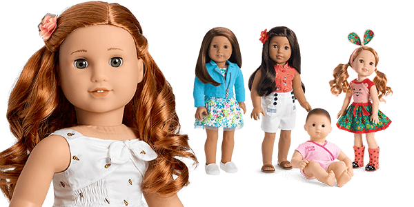 Image result for american girl dolls