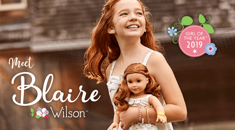 Meet Blaire Wilson 2019 Girl of the Year
