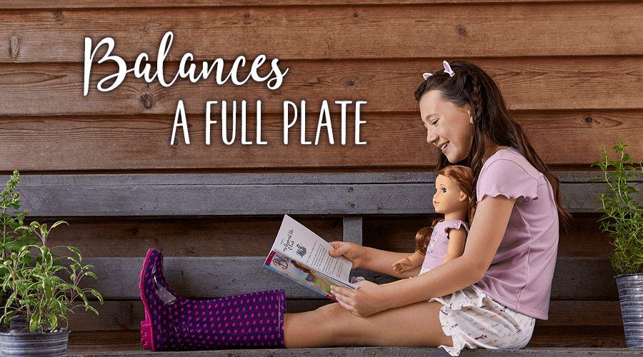 Balances A Full Plate