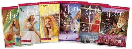 Julie books
