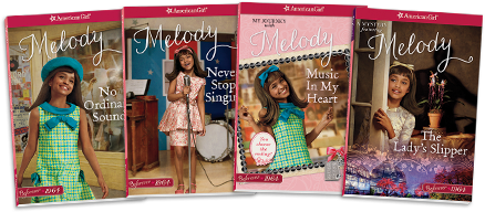Melody books