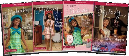 Melody books