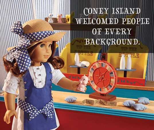 Coney Island welcomed people of every background.