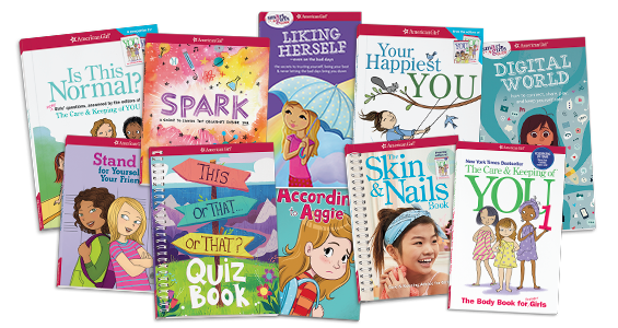 Advice & activities books
