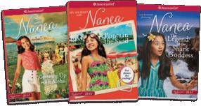 Nanea books