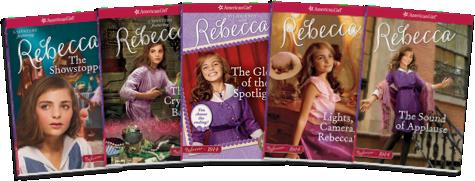 Rebecca books