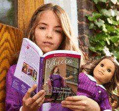 Rebecca reading