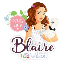 Girl of the Year 2019 Blaire Wilson