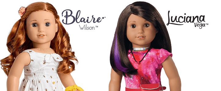 Blaire Wilson & Luciana Vega