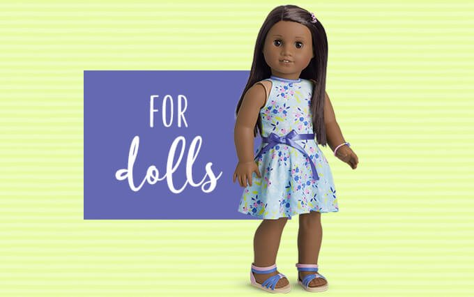 7763a42e469 Doll   Girl Clothing