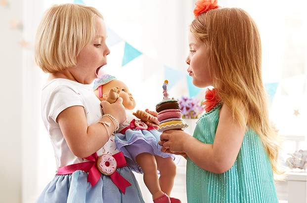 Bitty Baby Love