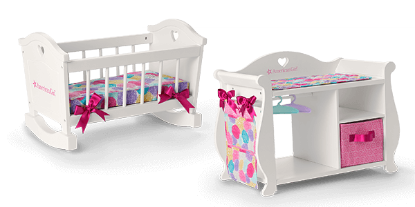 Baby Doll Furniture Accessories American Girl
