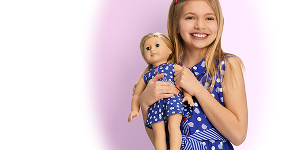 f0ef6eb5d3 Doll & Girl Clothing | 18 Inch Doll Clothes | American Girl®