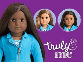 Shop American Girl Dolls, Clothing, Furniture & Gifts