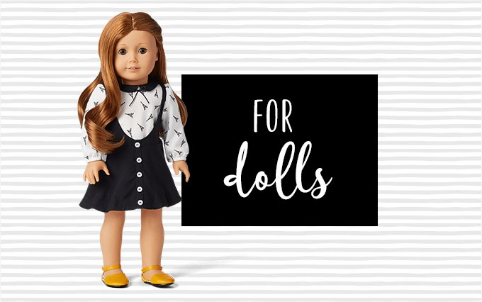 American Girl Clothing for Dolls