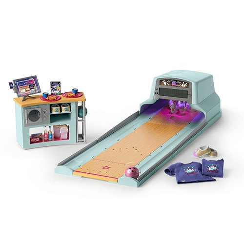 American Girl Bowling Alley