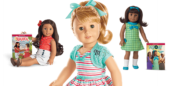 American Girl Historical characters