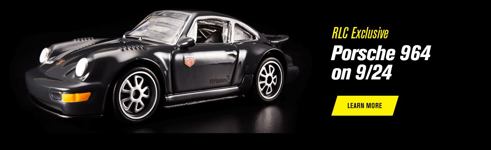 RLC Exclusive Porsche 964 on 9/17