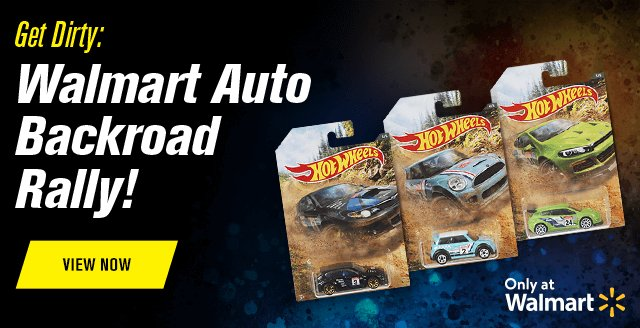 Get Dirty: Walmart Auto Series Backroad Rally