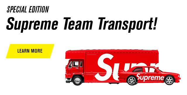 2Special Edition: Supreme Team Transport