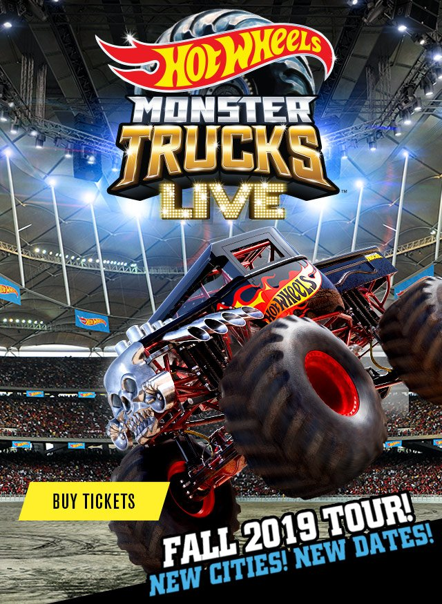 Monster Trucks Live