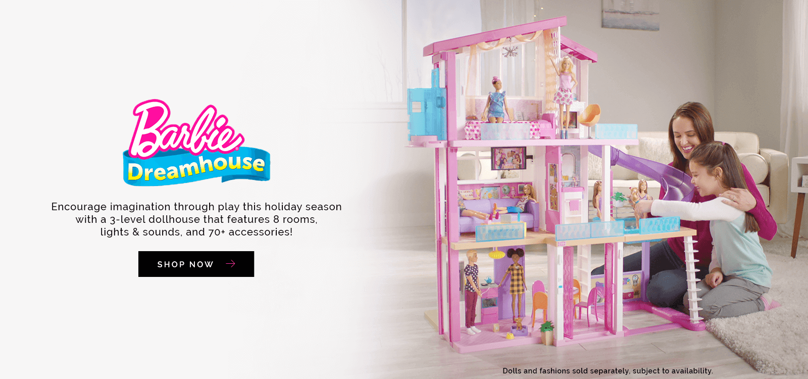 Barbie Dreamnhouse