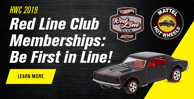 HWC 2019 Red Line Club Memberships: Be First in Line!