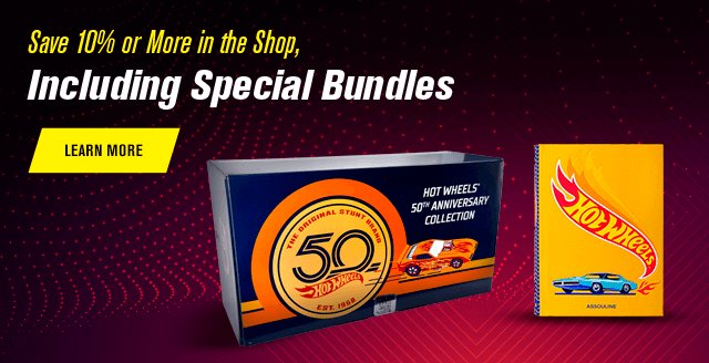 Save 10% or More in the Shop, Including Special Bundles!