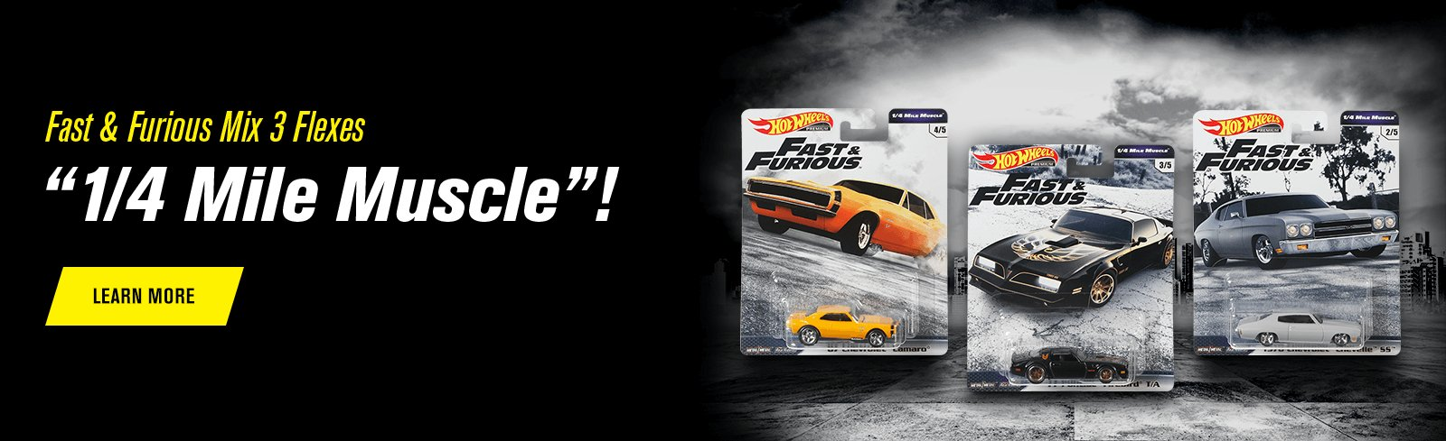 "Fast & Furious Mix 3 Flexes ""1/4 Mile Muscle""!"