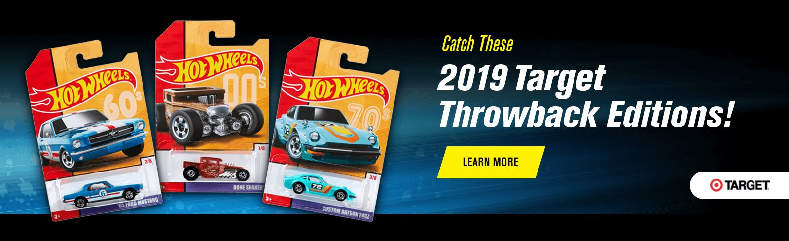 Catch These 2019 Target Throwback Editions!