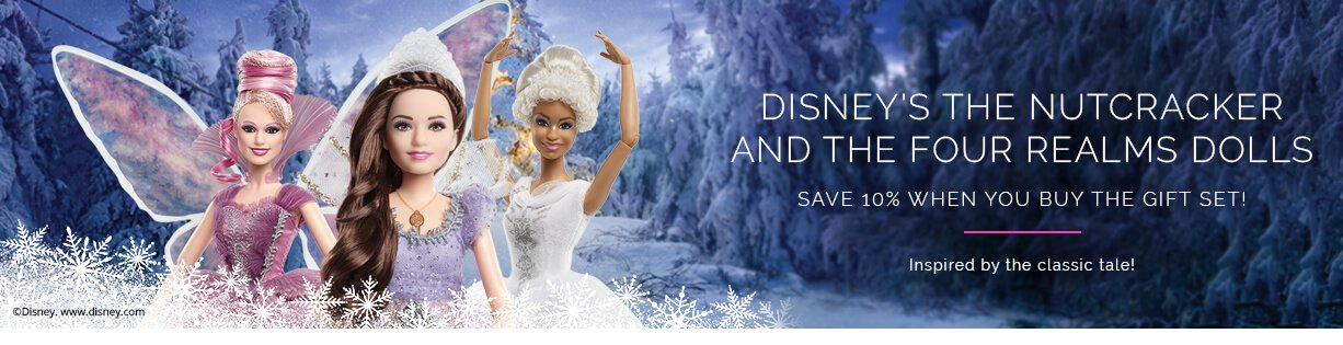Disney Nutcracker Dolls