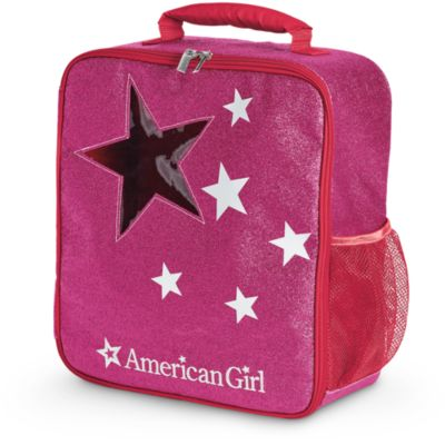 American Girl Travel in Style Luggage Suitcase Truly Me