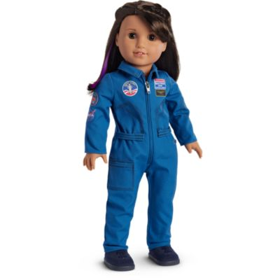 American Girl Doll Luciana/'s Space Suit Astronaut New